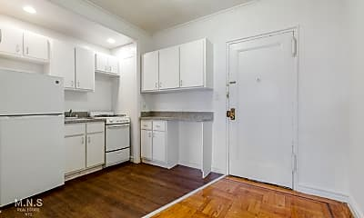Kitchen, 415 E 17th St 1-H, 1