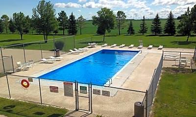 Pool, River Towne Properties, 1