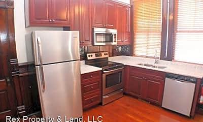 Kitchen, 834 Greene St, 1