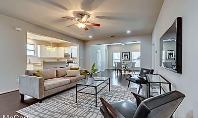 Living Room, 2717 McCart Ave, 0