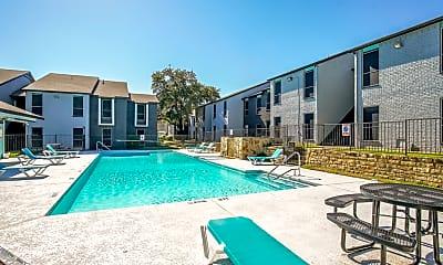 Pool, Indigo Apartments, 0