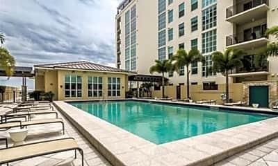 Pool, 1238 E Kennedy Blvd 502, 2