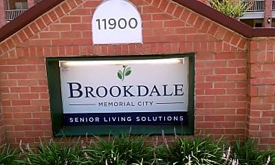 The Brookdale Memorial City Senior Living Solutions, 1