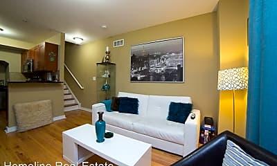 Living Room, 3028 W Girard Ave, 1