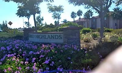 Torrey Highland Apartments, 1