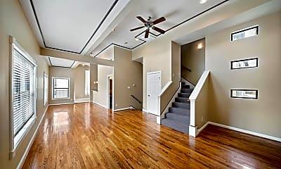 Living Room, 2431 Dorrington St 2431B, 0