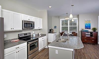 Kitchen, Aspen Lakes, 1