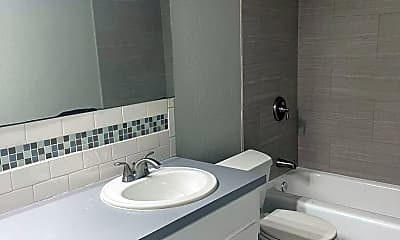 Bathroom, 7304 Twin Crest Dr, 2