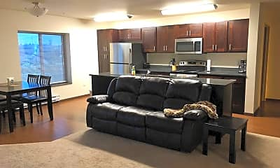 Living Room, 1306 Main St N, 1