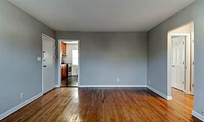 Living Room, Livingston Terrace, 1
