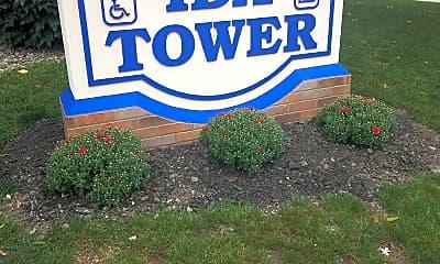 Ida Tower, 1