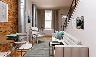 Living Room, 2665 Martha St, 0