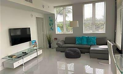 Living Room, 400 N Federal Hwy, 1