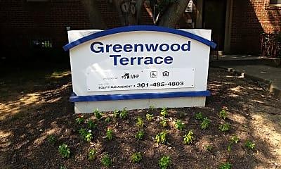 Greenwood Terrace, 1