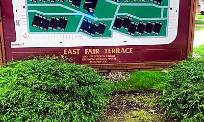 East Fair Terrace Apartments, 1