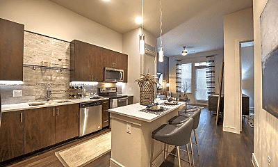 Kitchen, 3705 Cedar Springs Rd, 0