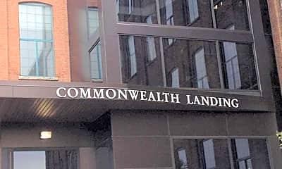 Commonwealth Landing, 1