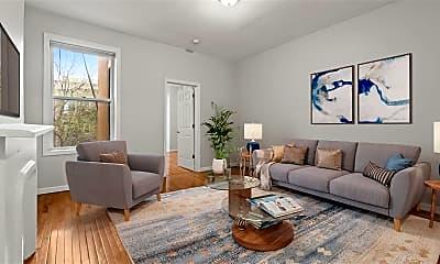Living Room, 96 Wayne St 5, 1