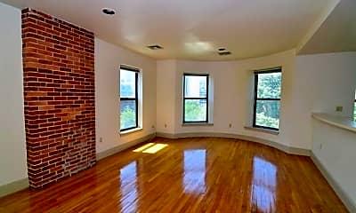 Living Room, 40 Worcester Square, 1