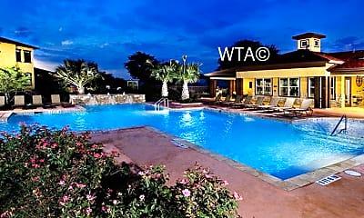 Pool, 5623 Hamilton Wolfe Drive, 1