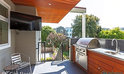 Patio / Deck, 138 Parker Ave, 0