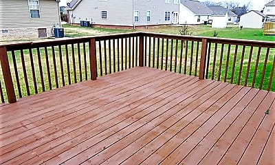 Patio / Deck, 6513 Colossal Lane, 2