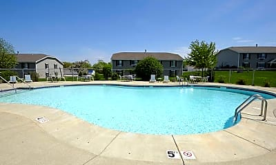 Pool, Heritage Village Apartments - Greenfield, WI, 0