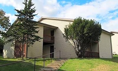 Building, 100 N Keene St, 1
