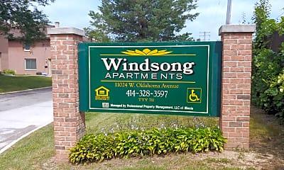 Windsong Village Apts, 1