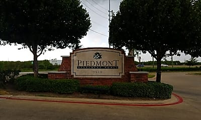 Piedmont Apartments, 1