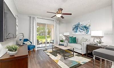 Living Room, 1024 Vizcaya Lake Rd B2, 1
