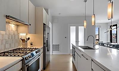 Kitchen, 45 W 3rd St 426, 1