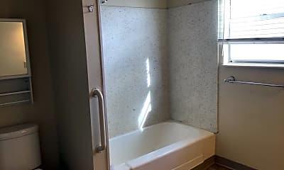 Bathroom, 403 E Long St, 2