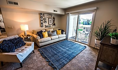 Living Room, Settlers Landing, 0