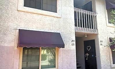 Building, 1077 W 1st St, 0