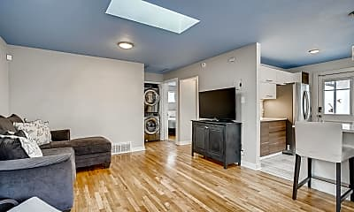 Living Room, 1379 Wolff St, 1
