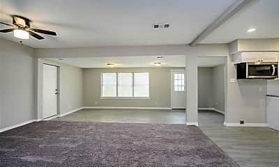 Living Room, 7421 Parker Rd, 1