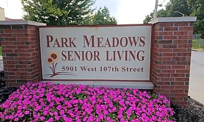 Park Meadows Senior Living, 1