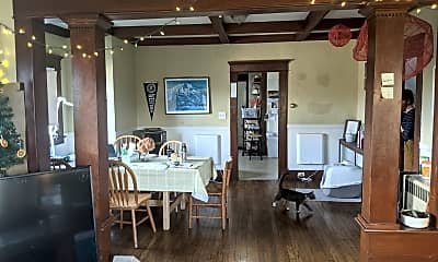 Dining Room, 1020 Jersey St, 1