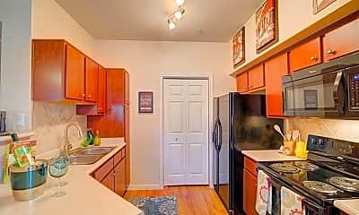 Kitchen, Park Hudson Place, 1