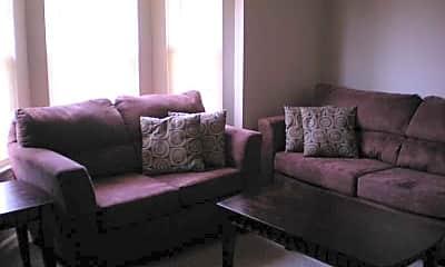 Living Room, Whispering Hills, 1