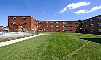 Building, Pleasant Valley, 1