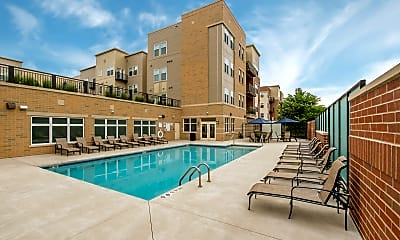 Pool, The Enclave Of Wauwatosa, 1