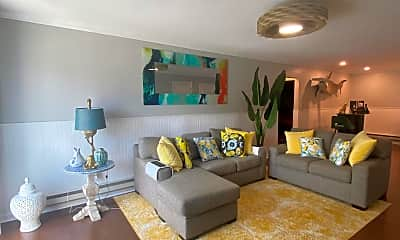 Living Room, 1382 Ocean Ave B1, 1