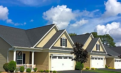 Building, Cottage Grove Townhomes, 2