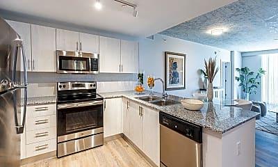 Kitchen, 2165 Van Buren St 1102, 1