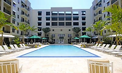 Pool, The Manor in Plantation, 0