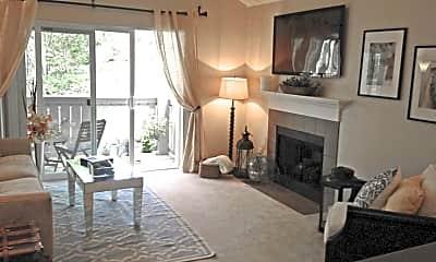 Living Room, Golf Creek, 2