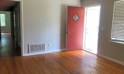 Living Room, 555 E University Dr, 1