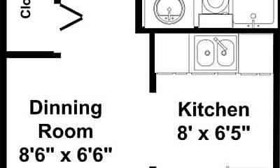 Kitchen, 54 Cheryl Ln, 1